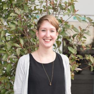 Denise van Eeden, penningmeester NBvD